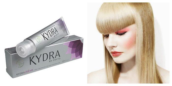Kydra – краски для профессионального использования