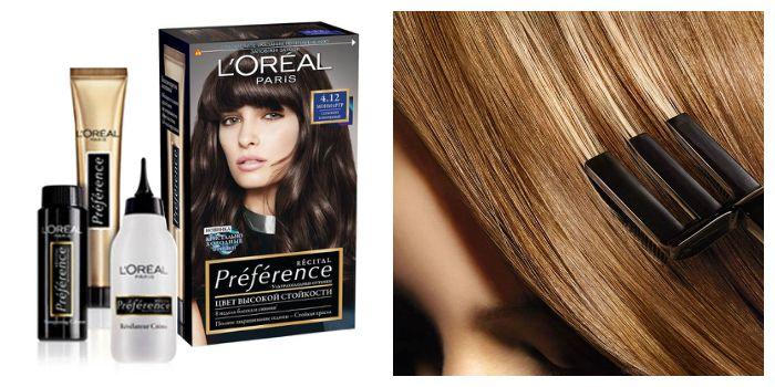 Лучшая краска для волос рейтинг 2017