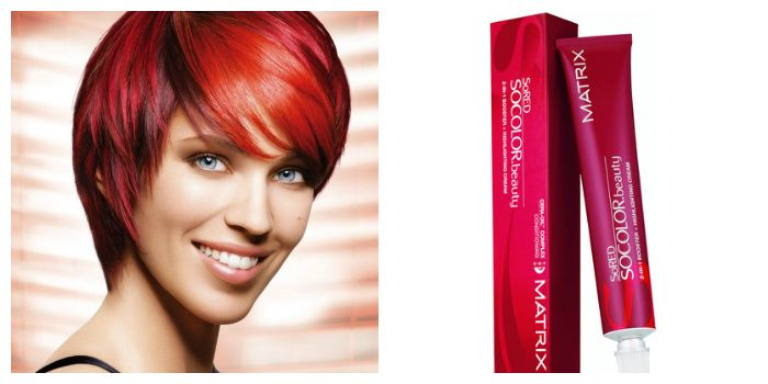Matrix SoColor - краска для волос