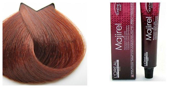 Majirel – французская краска для волос