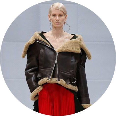 Модные куртки весна 2017 – 2018, фото