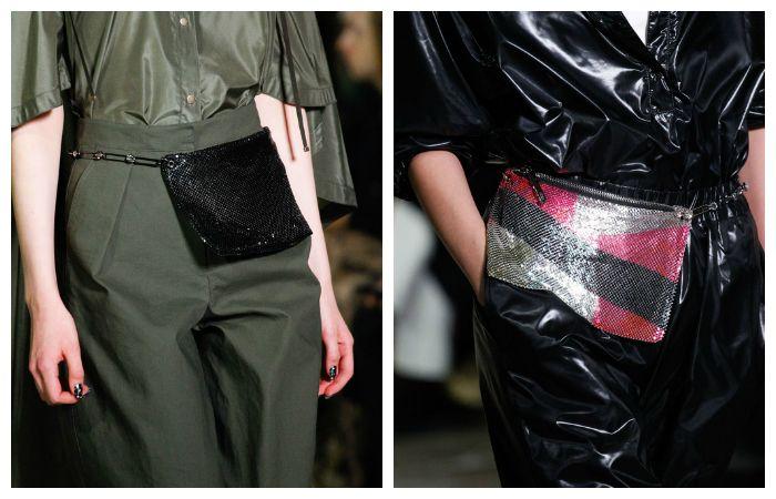 Модные сумки весна-лето 2017, фото
