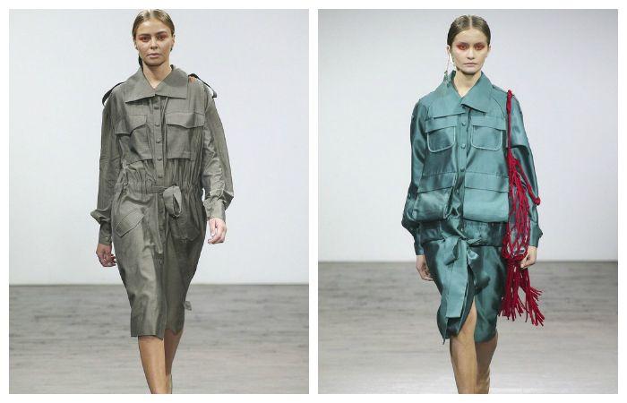 Модная одежда весна-лето 2017