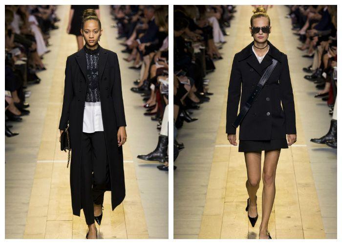 Модные тенденции весна 20147: женские пальто