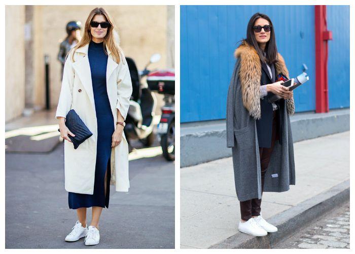 Пальто весна 2017, модные тенденции, фото