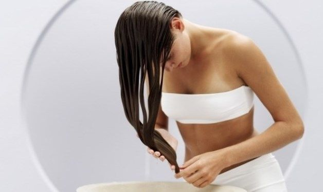 Как вымыть цвет волос в домашних условиях