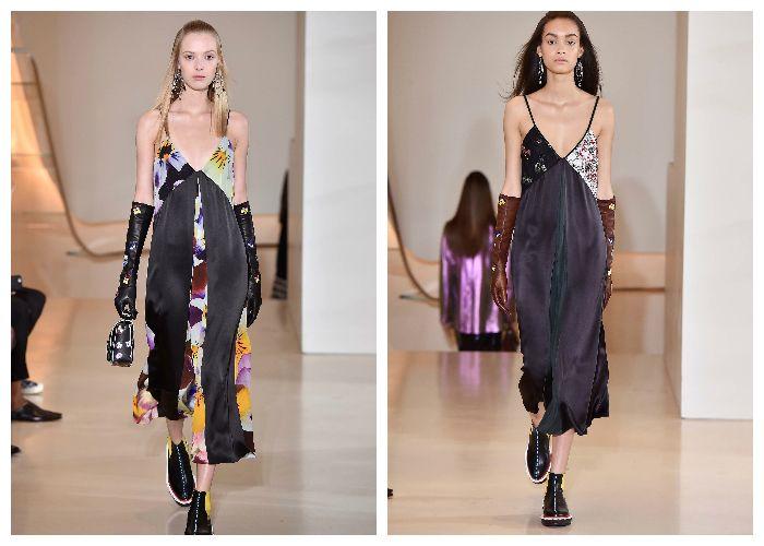 Летние платья из коллекции Кристофера Кейна
