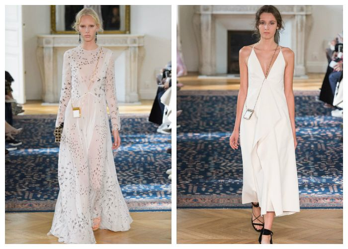 Летние платья из коллекции Valentino