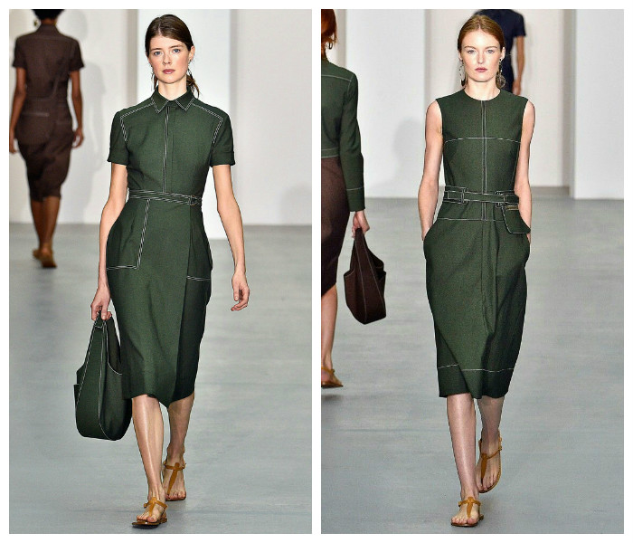 Модные летние платья, фото