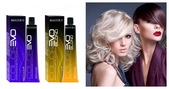 Краска ColorEvo Hair Cream