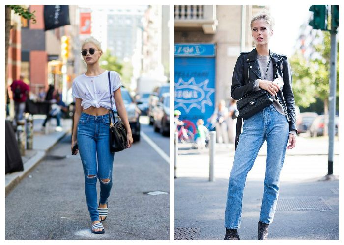 Стильная женская одежда: образы весна-лето 2017