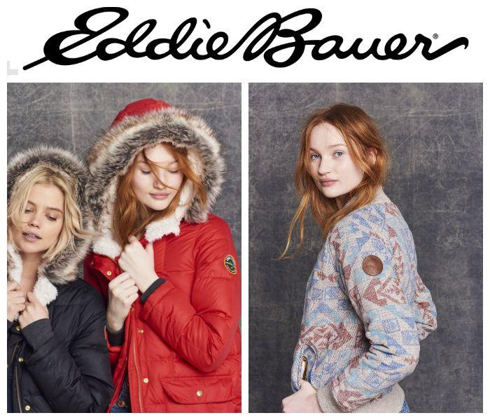 Женская одежда Eddie Bauer