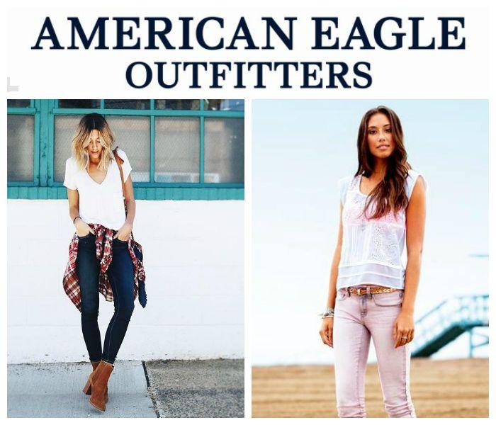 Женская одежда American Eagle