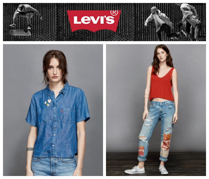 Женская одежда Levi's