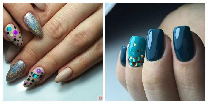 Дизайн ногтей камифубуки