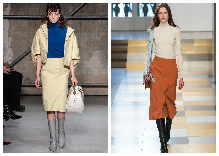 Мода 2017 - водолазки