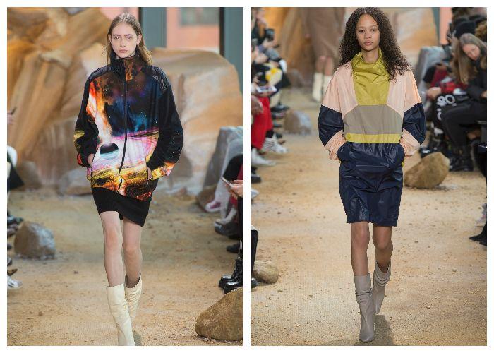 Мода 2017 на спортивную одежду
