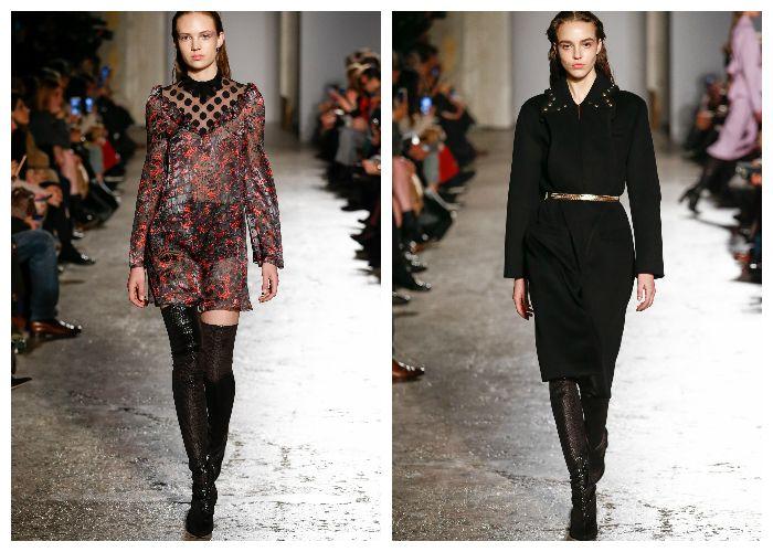 Мода 2017 на сапоги-чулки