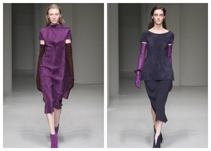 Мода на длинные перчатки 2017