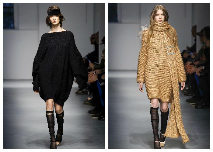 Мода 2017 на оверсайз