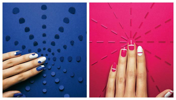 Минимализм в ногтевом дизайне