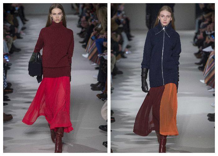 Тенденции в одежде осень-зима 2017-2018