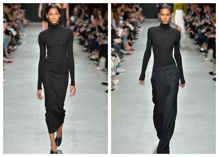 Тренд в одежде 2018 - Стильные водолазки