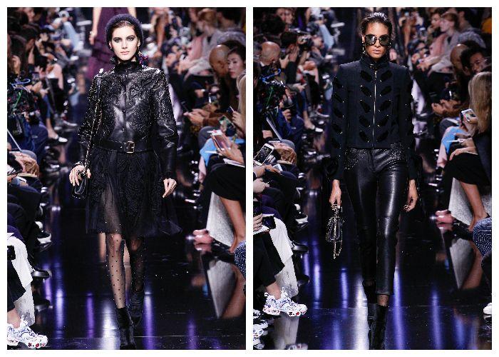 Тренд в одежде 2018 - Черный