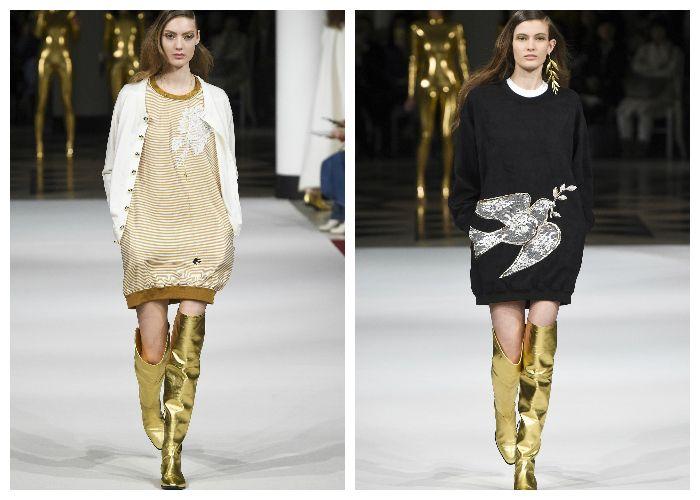 Тренд в одежде 2018 - Свободный стиль