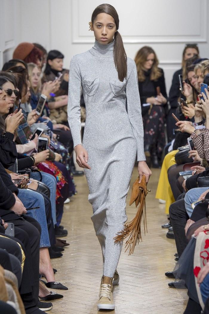 Модные платья осень-зима J.W.Anderson