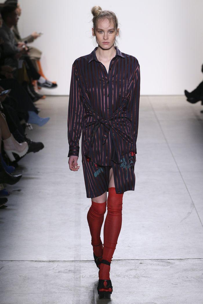 Модные платья осень-зима Adam Selman