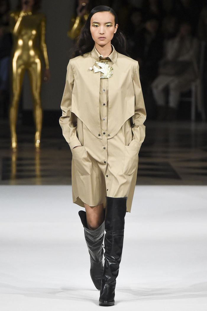 Модные платья осень-зима Alexis Mabille