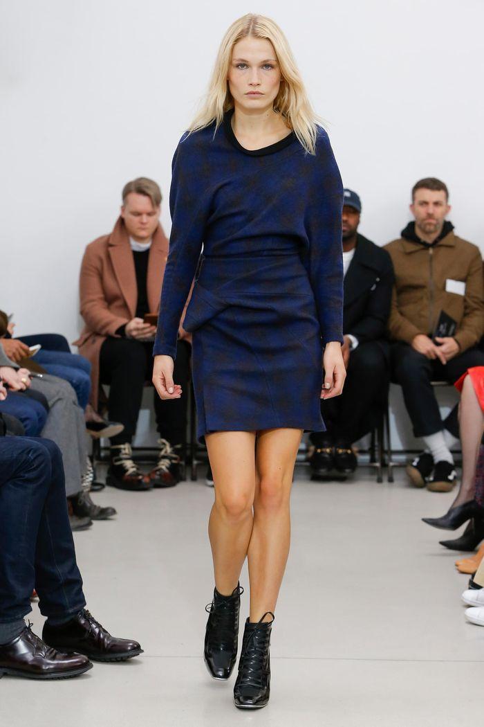 Модные платья осень-зима Atlein
