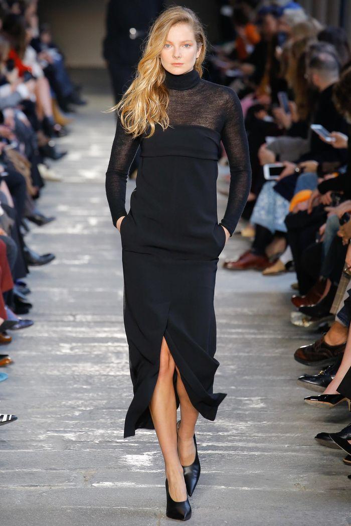 Модные платья осень-зима Max Mara