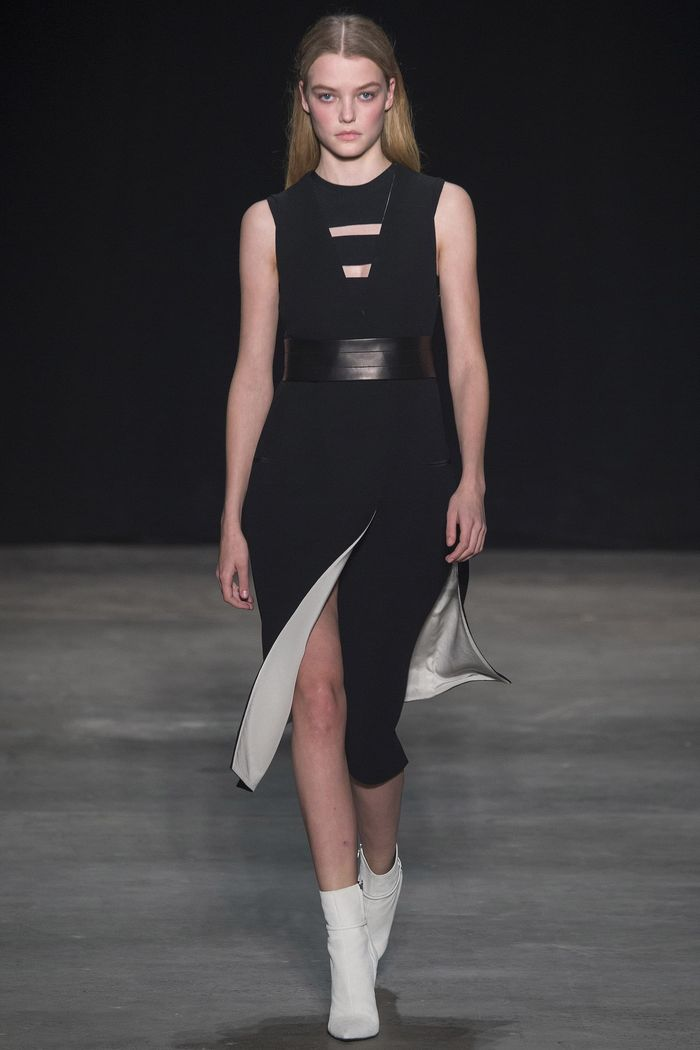 Модные платья осень-зима Narciso Rodriguez