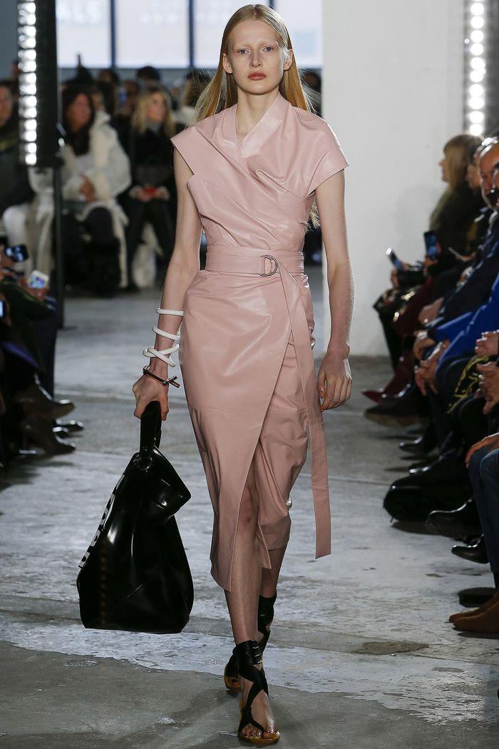 Модные платья осень-зима Proenza Schouler
