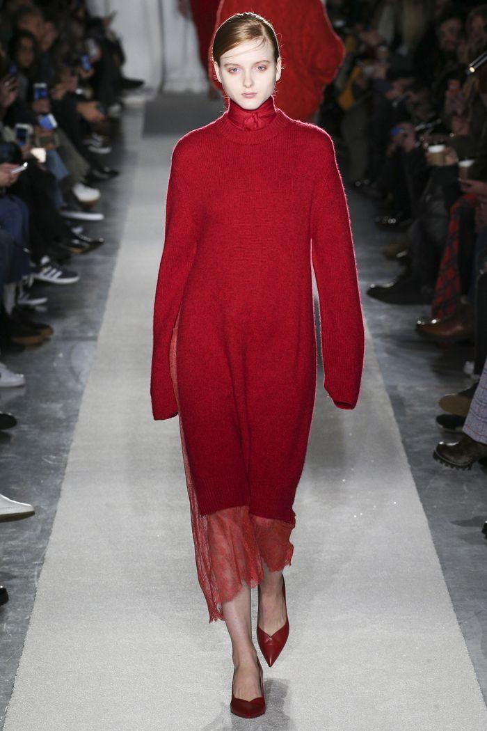 Модные платья осень-зима Ryan Roche