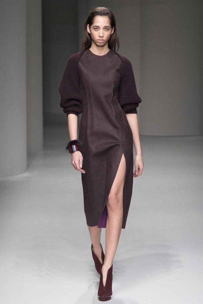 Модные платья осень-зима Salvatore Ferragamo