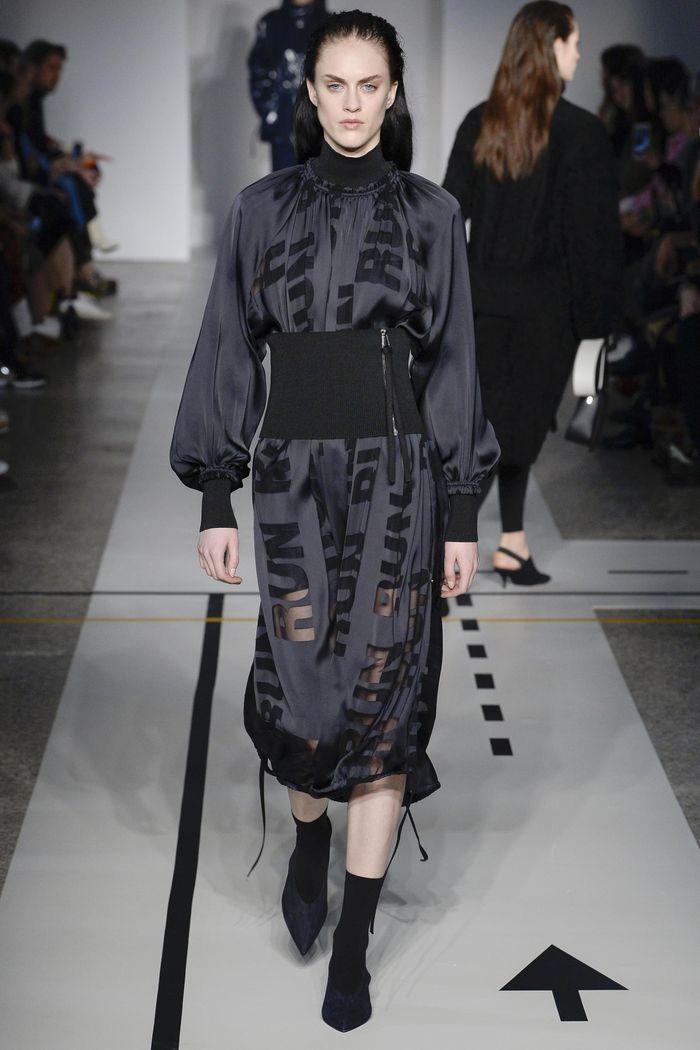 Модные платья осень-зима Sportmax