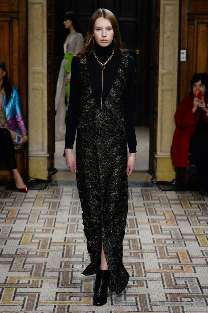 Модные платья осень-зима Vionnet