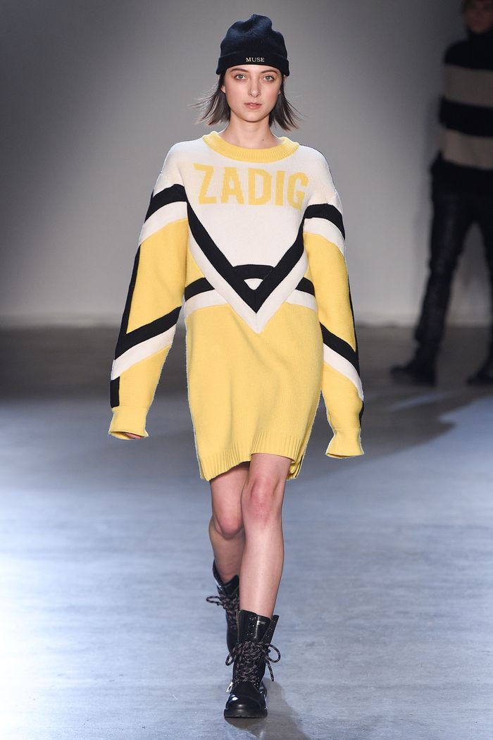 Модные платья осень-зима Zadig & Voltaire