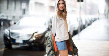 Модная одежда осень-зима 2017 – 2018 (фото)