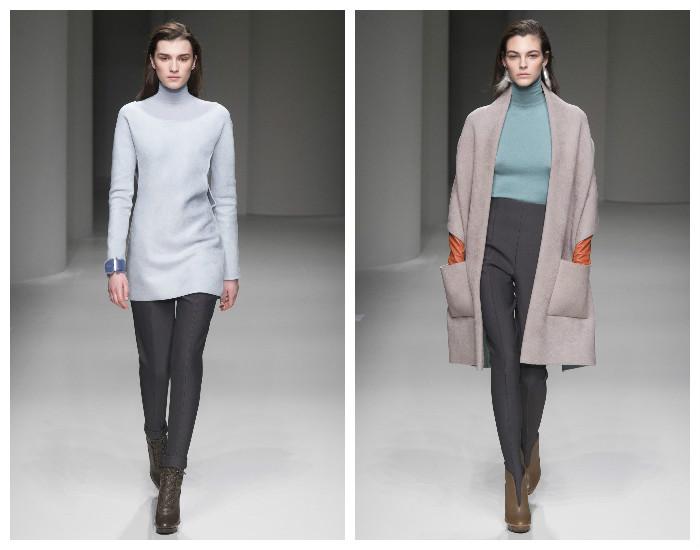Коллекция модной одежды осень-зима 2017-2018 Salvatore Ferragamo