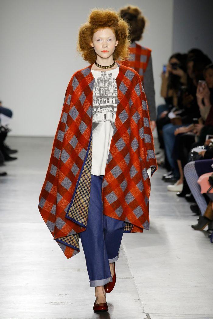 Модные джинсы коллекция осень-зима 2017-2018 A Détacher