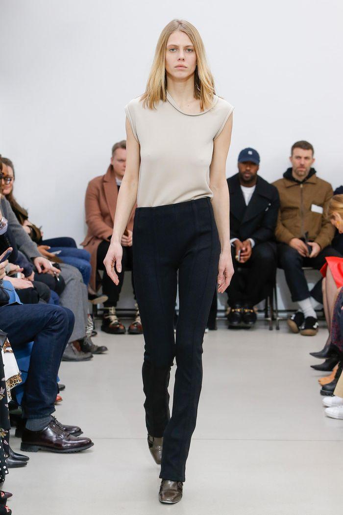Модные брюки коллекция осень-зима 2017-2018 Atlein