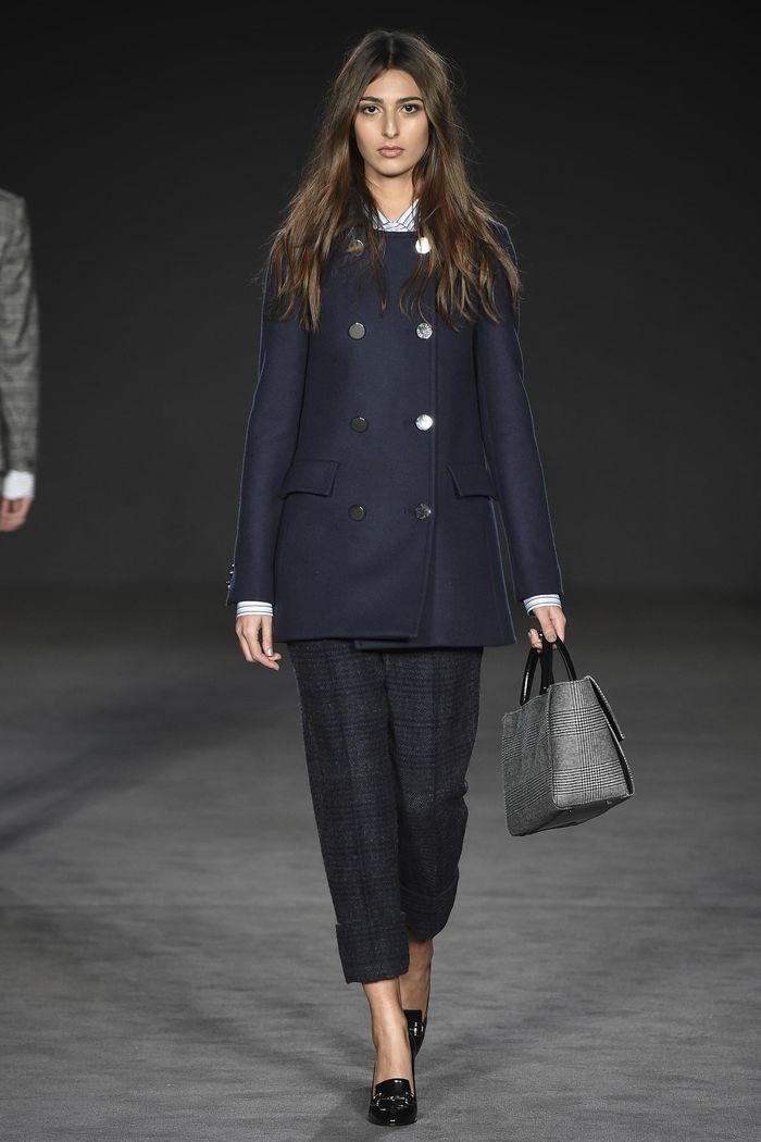 Модные брюки коллекция осень-зима 2017-2018 Daks