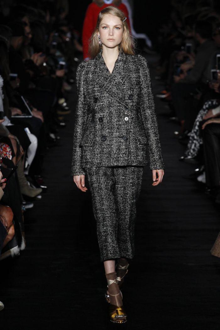 Модные брюки коллекция осень-зима 2017-2018 No. 21