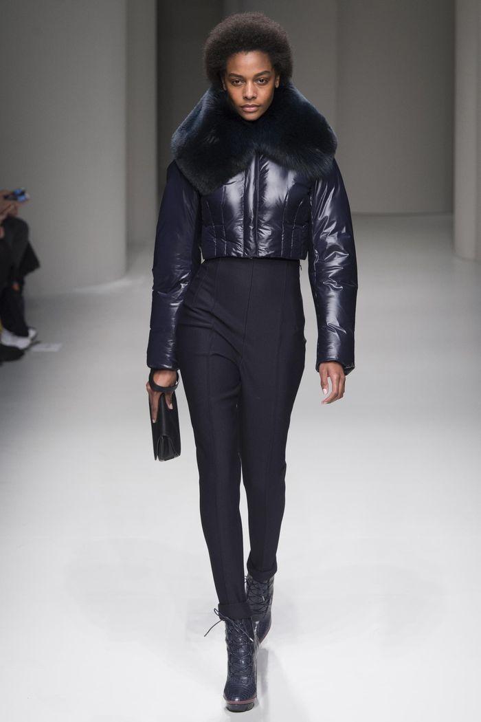 Модные брюки коллекция осень-зима 2017-2018 Salvatore Ferragamo