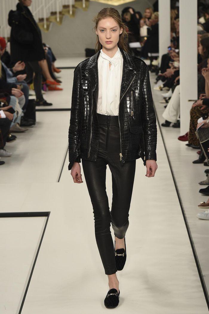 Модные брюки коллекция осень-зима 2017-2018 Tod's