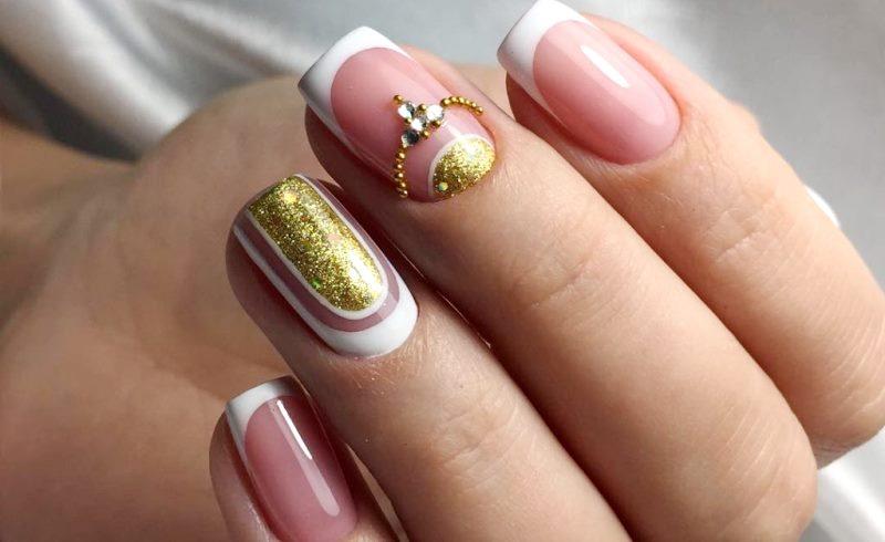Красивые ногти с гель-лаком: коллекция фото